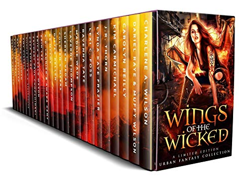 Wings of the Wicked: Urban Fantasy Collection Anthology
