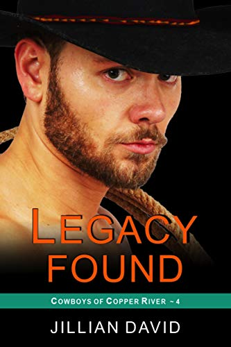 Legacy Found (Hell's Valley, Book 4): Paranormal Western Romance  Jillian David