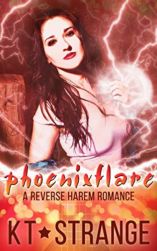 Phoenixflare (Rogue Witch #6) KT Strange