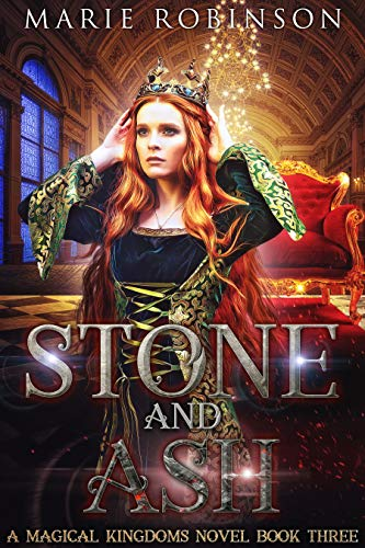 Stone and Ash Marie Robinson
