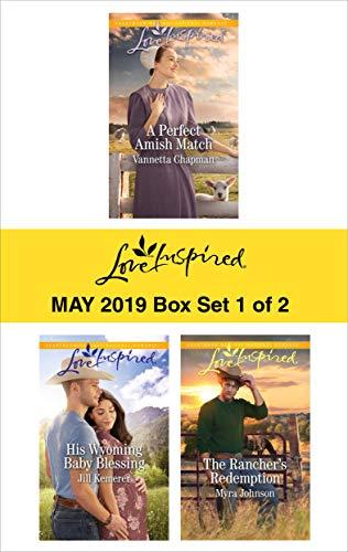 Harlequin Love Inspired May 2019 - Box Set 1 of 2: An Anthology Vannetta Chapman, Jill Kemerer, Myra Johnson