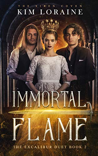 Immortal Flame Kim Loraine