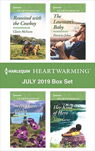 Harlequin Heartwarming July 2019 Box Set: A Clean Romance Claire McEwen, Patricia Johns, Beth Carpenter, Janice Carter