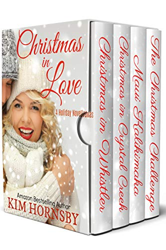 Christmas in Love Kim Hornsby
