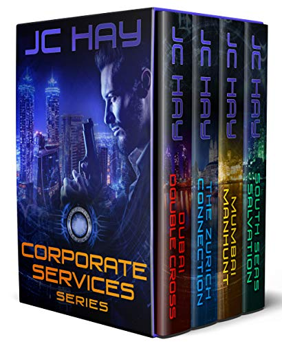 Corporate Services Bundle- Cyberpunk Romance JC Hay