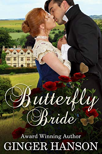 Butterfly Bride Ginger Hanson