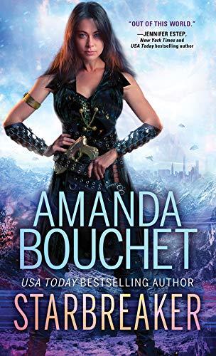 Starbreaker (Nightchaser Book 2)  Amanda Bouchet