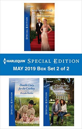 Harlequin Special Edition May 2019 - Box Set 2 of 2 (The Bravos of Valentine Bay)  Christine Rimmer, Brenda Harlen, Rochelle Alers