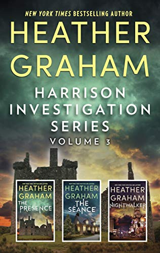 Harrison Investigation Series Volume 3: An Anthology  Heather Graham