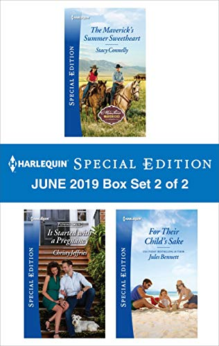 Harlequin Special Edition June 2019 - Box Set 2 of 2 (Montana Mavericks) Stacy Connelly, Christy Jeffries, Jules Bennett