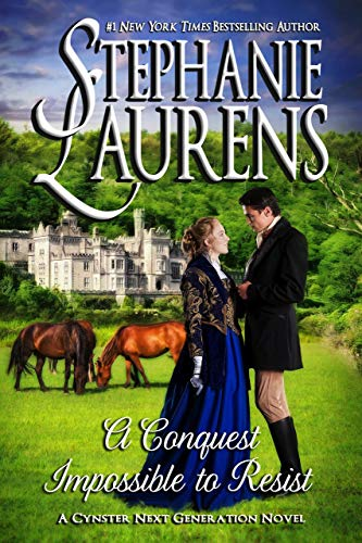 A Conquest Impossible To Resist (Cynster Next Generation Novels Book 7)  Stephanie Laurens