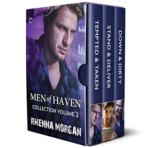 Men of Haven Collection Volume 2: An Anthology  Rhenna Morgan