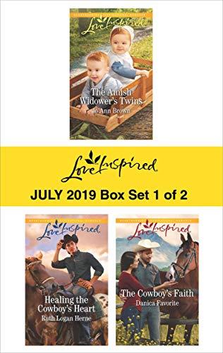 Harlequin Love Inspired July 2019 - Box Set 1 of 2: An Anthology  Jo Ann Brown, Ruth Logan Herne, Danica Favorite