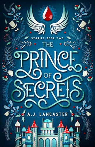 The Prince of Secrets (Stariel #2) AJ Lancaster