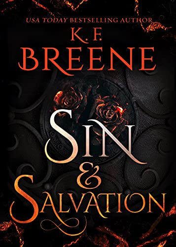 Sin & Salvation (Demigods of San Francisco Book 3) K.F. Breene