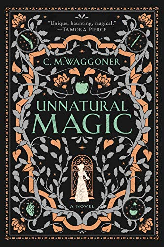 Unnatural Magic  C. M. Waggoner