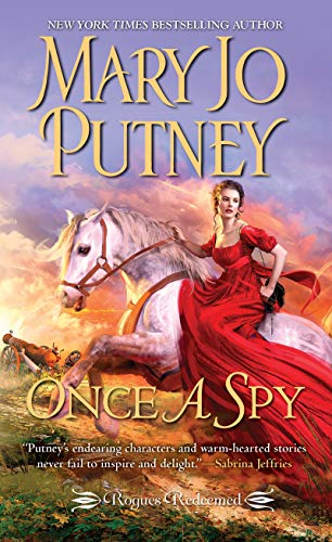 Once a Spy (Rogues Redeemed Book 4)   Mary Jo Putney