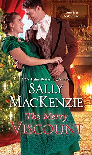 The Merry Viscount (The Widow's Brew Series Book 2)  Sally MacKenzie