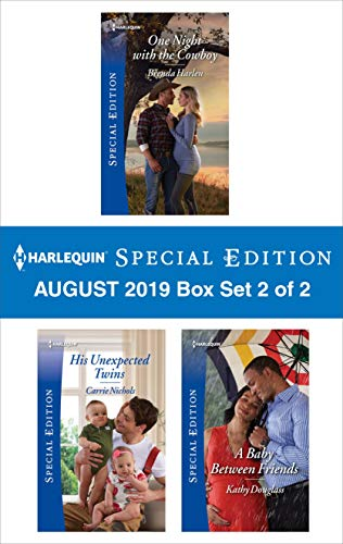 Harlequin Special Edition August 2019 - Box Set 2 of 2 Brenda Harlen, Carrie Nichols, Kathy Douglass