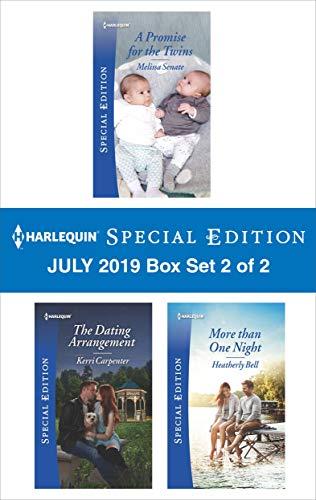 Harlequin Special Edition July 2019 - Box Set 2 of 2 Melissa Senate, Kerri Carpenter, Heatherly Bell
