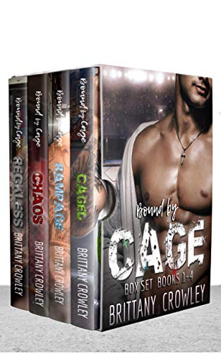 Bound by the Cage Box Set Brittany Crowley