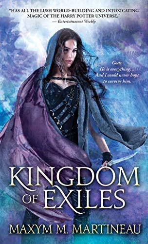 Kingdom of Exiles (The Beast Charmer Book 1) Maxym M. Martineau