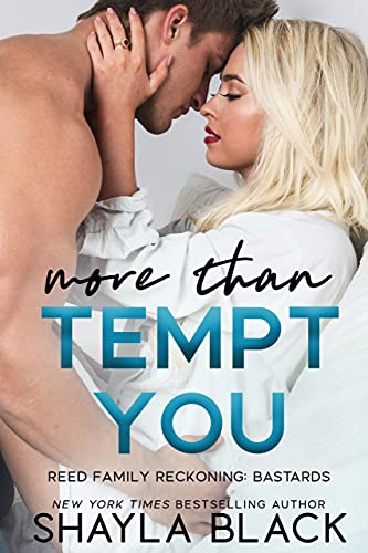 More Than Tempt You (More Than Words Book 5) Shayla Black