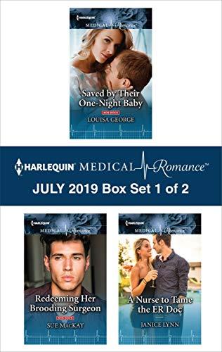 Harlequin Medical Romance July 2019 - Box Set 1 of 2 Louisa George, Sue MacKay, Janice Lynn