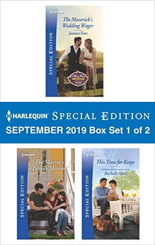 Harlequin Special Edition September 2019 - Box Set 1 of 2  Joanna Sims, Victoria Pade, Rochelle Alers
