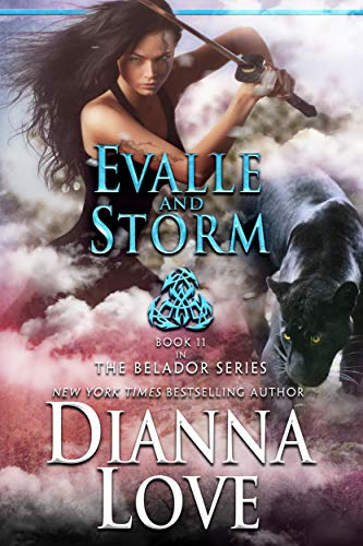 Evalle and Storm: Belador Book 10.5  Dianna Love