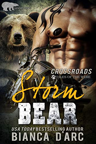 Storm Bear: Crossroads (Grizzly Cove Book 12)   Bianca D'Arc