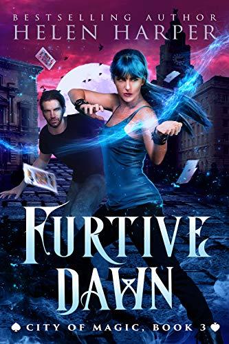 Furtive Dawn (City of Magic Book 3)   Helen Harper