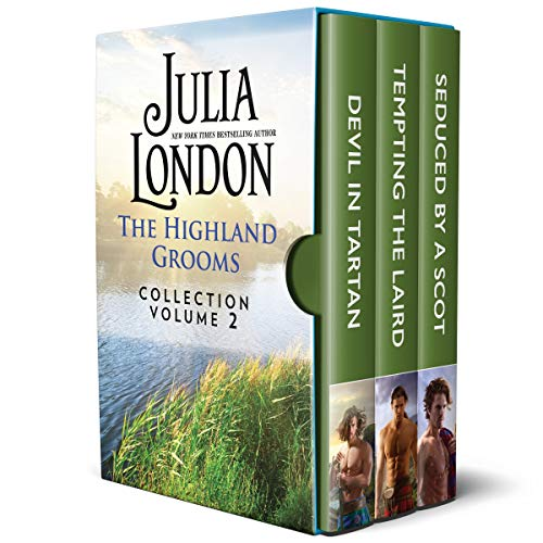 The Highland Grooms Collection Volume 2   Julia London