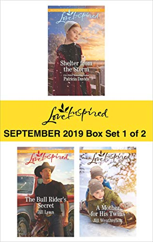 Harlequin Love Inspired September 2019 - Box Set 1 of 2: An Anthology  Patricia Davids, Jill Lynn, Jill Weatherholt