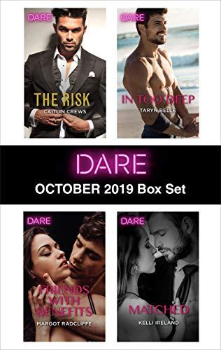 Harlequin Dare October 2019 Box Set Caitlin Crews, Margot Radcliffe, Taryn Belle, Kelli Ireland