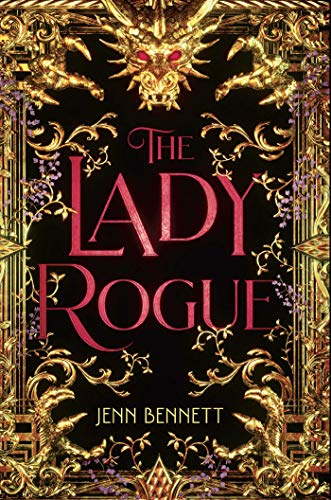 The Lady Rogue  Jenn Bennett