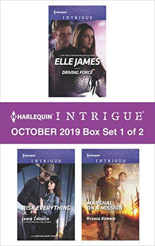 Harlequin Intrigue October 2019 - Box Set 1 of 2   Elle James, Janie Crouch, Debbie Herbert