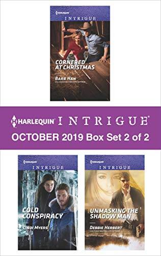 Harlequin Intrigue October 2019 - Box Set 2 of 2   Barb Han, Cindi Myers, Ryshia Kennie