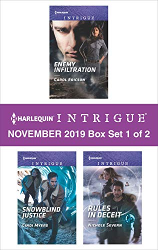 Harlequin Intrigue November 2019 - Box Set 1 of 2  Carol Ericson, Cindi Myers, Nichole Severn