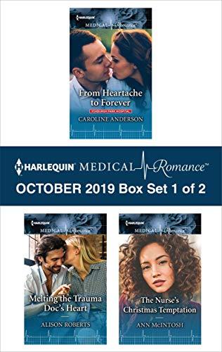 Harlequin Medical Romance October 2019 - Box Set 1 of 2 Caroline Anderson, Alison Roberts, Ann McIntosh