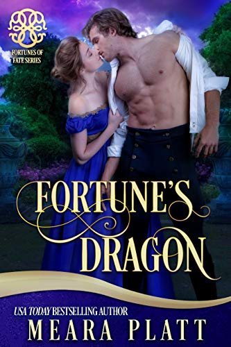 Fortune's Dragon (Fortunes of Fate Book 5)  Meara Platt