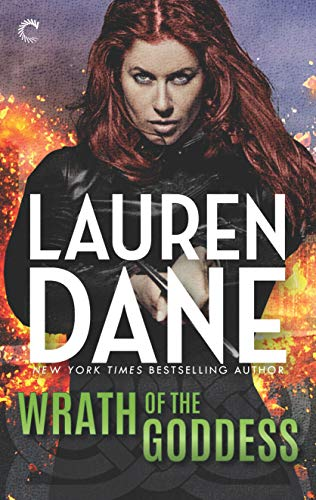 Wrath of the Goddess (Goddess with a Blade Book 5)   Lauren Dane