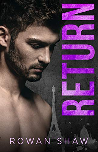 RETURN (Rewind Book 2)  Rowan Shaw