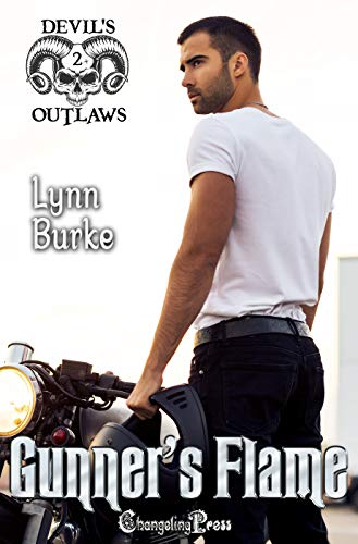 Gunner's Flame (Devil's Outlaws MC 2)   Lynn Burke
