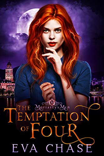 The Temptation of Four (Moriarty's Men Book 2)  Eva Chase