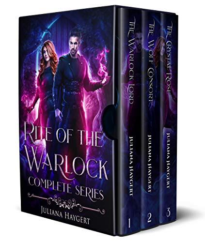 Rite of the Warlock: The Complete Series (Rite World)  Juliana Haygert