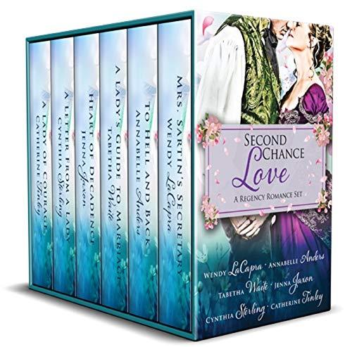 Second Chance Love: A Regency Romance Set  Wendy LaCapra , Annabelle Anders , et al.
