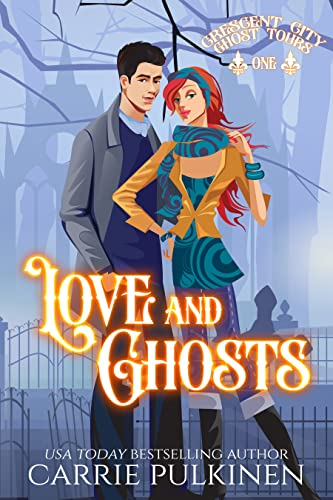 Love & Ghosts   Carrie Pulkinen