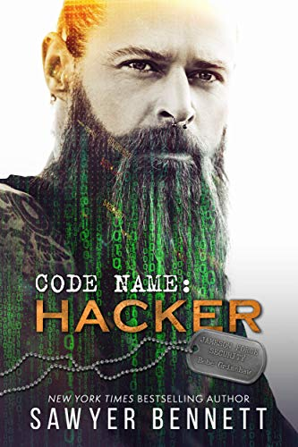Code Name: Hacker (Jameson Force Security Book 4)  Sawyer Bennett