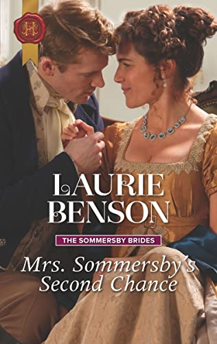 Mrs. Sommersby's Second Chance (The Sommersby Brides Book 4)  Laurie Benson